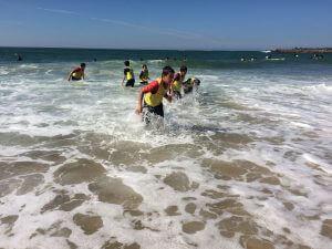 le sauvetage côtier