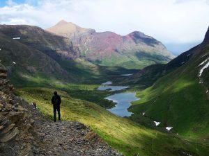 La découverte des paysages