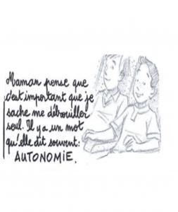 autonomie chez BONZAÏ