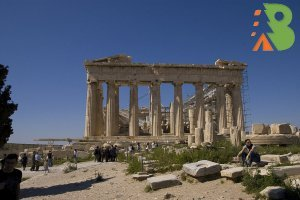 Athènes : le site à découvrir le parthenon
