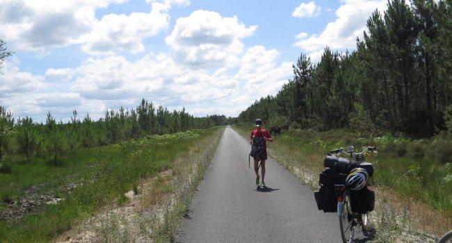 LA VÉLODYSSÉE 1 : une itinérance le long de la côte atlantique en vélo