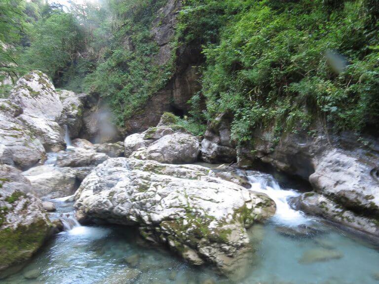 visiter les Gorges de Kakuetta