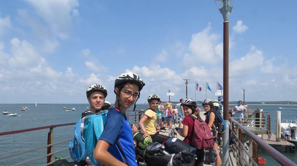 l'itinérance en vélo sur les séjours BONZAI