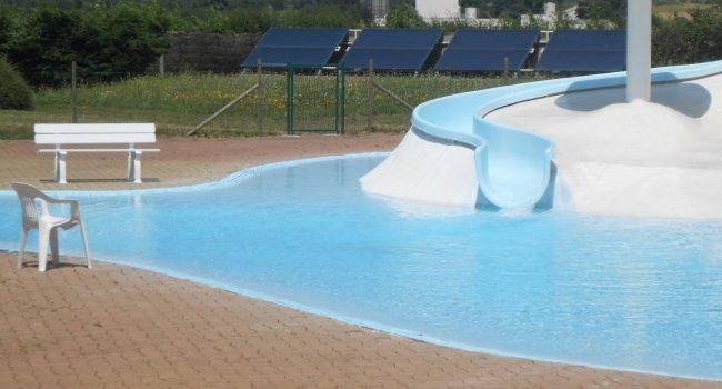 bassin de baignade festival du jeu de Parthenay séjour BONZAI