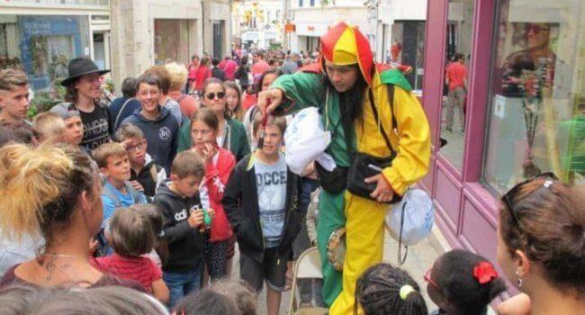 séjour FLIP festival du jeu à Parthenay