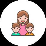 Accompagnement des enfants