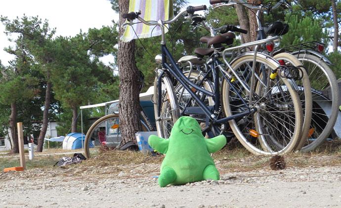 camping vélodyssée 2 séjours BONZAI