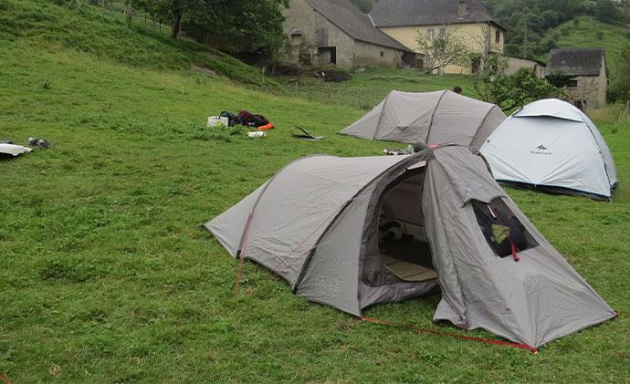 camp ados