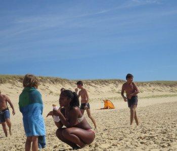 profiter des belles plages des côtes Atlantiques